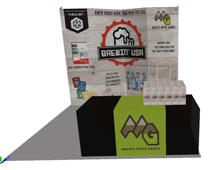 AAG v2 booth