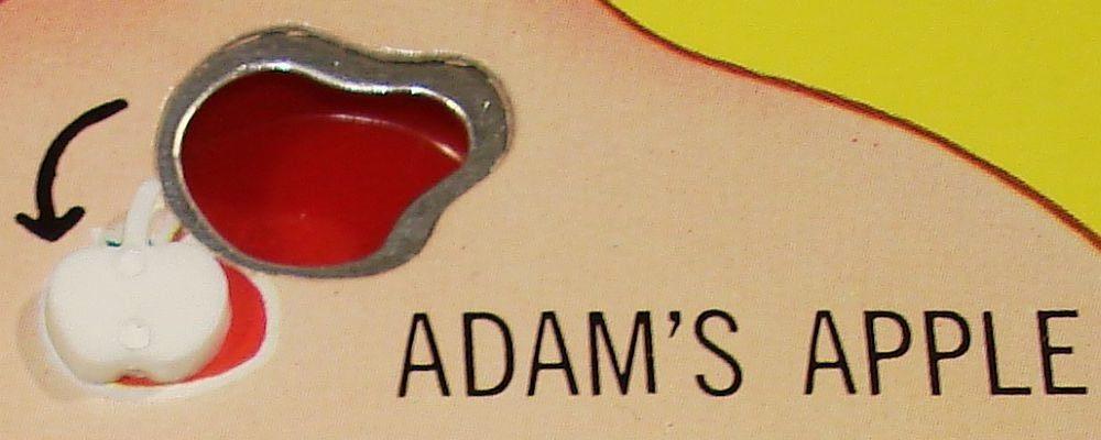 Adam's Apple Games