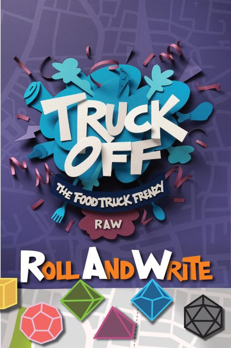 Truck Off Roll and Write